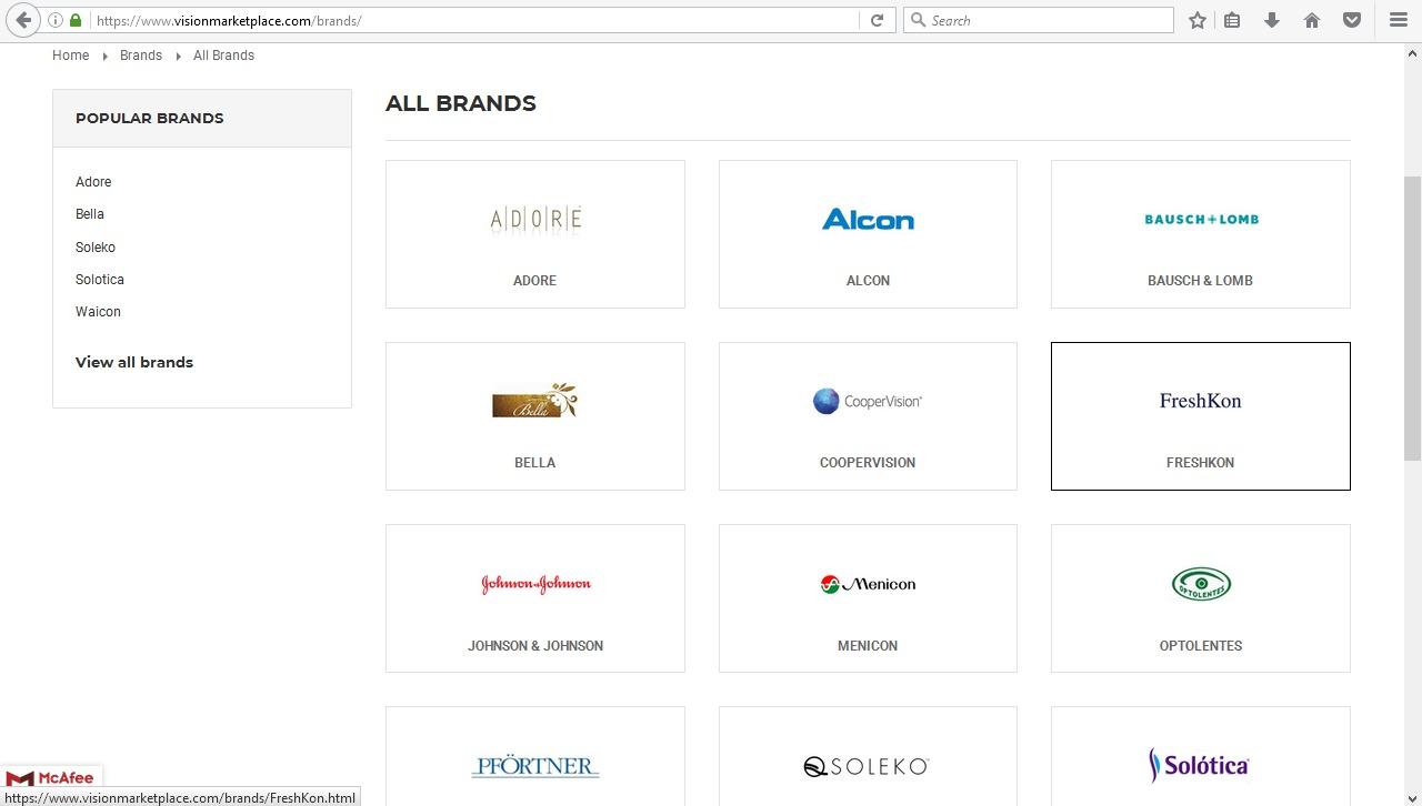 dd4483353 أفضل موقع لشراء العدسات اللاصقة 2019 - دليل التسوق عبر الانترنت