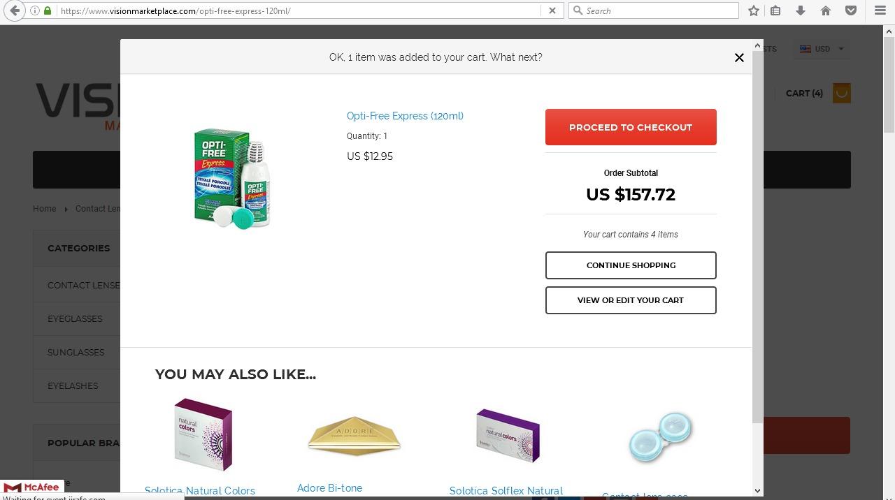 موقع بيع العدسات الكورية
