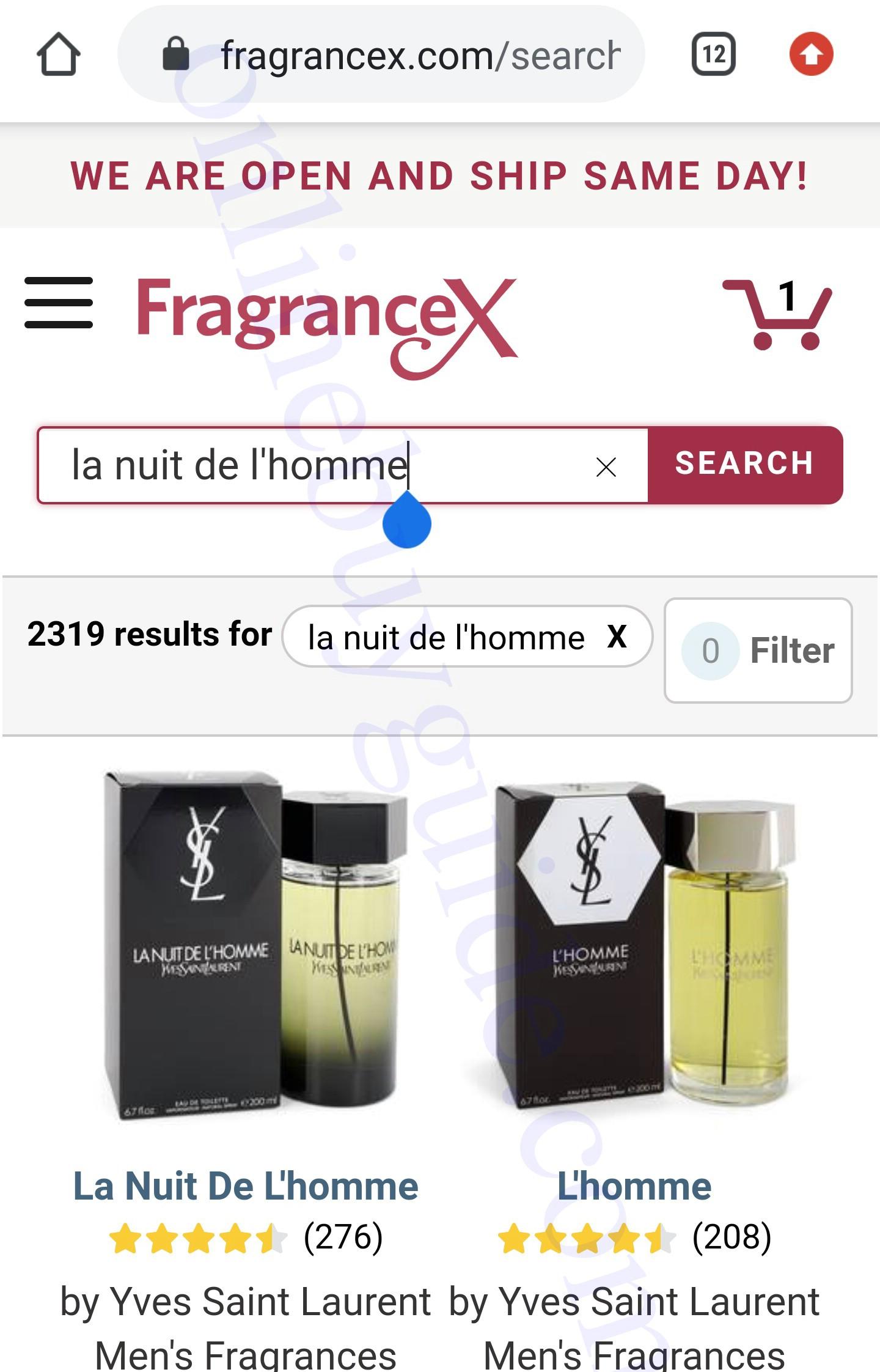 Fragrancex بالعربي